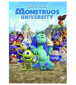 Disney Monsters University DVD Monsters University DVD