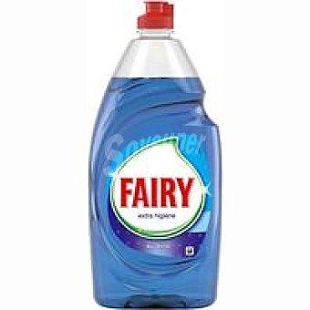 Fairy Lavavajillas mano concentrado eucalipto Bote 900 ml