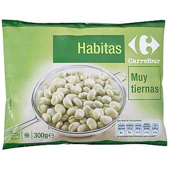 Carrefour Habitas muy tiernas 300 g