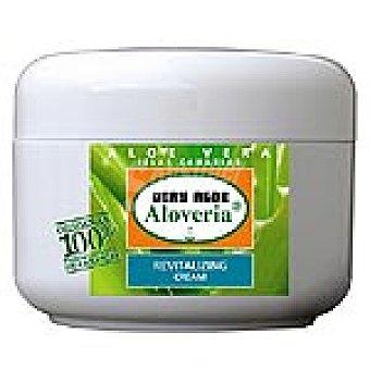 ALOVERIA Crema revitalizante puro aloe vera de Canarias Tarro 200 ml