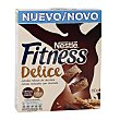 Cereales Fitness Delice Chocolate Caja 350 g Fitness Nestlé