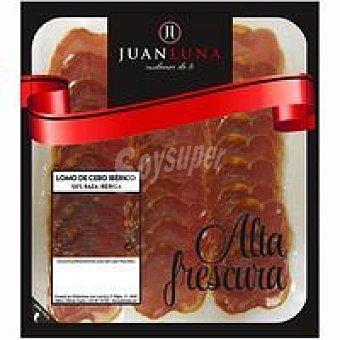Juan Luna Lomo ibérico de cebo Sobre 100 g