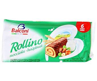 Balconi Rollino 6 unidades 222 gramos
