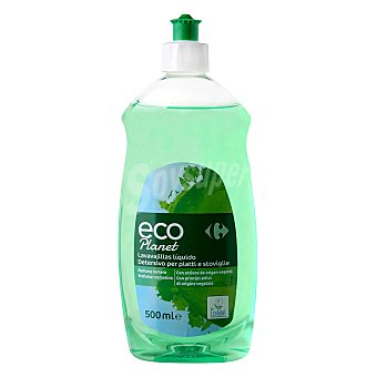 Carrefour Eco Planet Lavavajillas liquido 500 ml
