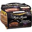 Mousse de chocolate envase 120 g envase 120 g MARIE MORIN