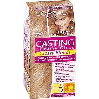 Casting Crème Gloss L'Oréal Paris Tinte nº910 Blond Glace caja 1 unidad