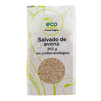 Ecocesta Salvado avena bio 250 g
