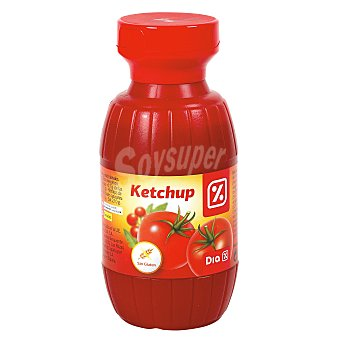 DIA Ketchup barrilito Bote 300ML