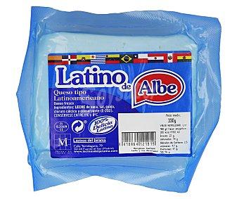 Albe Queso tierno Latino 330 g