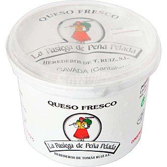 LA PASIEGA de PEÑA PELADA Queso fresco Tarrina 500 g