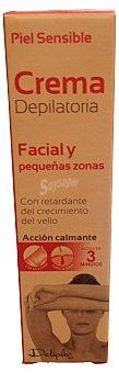 DELIPLUS Crema depilar facial (verano) Paquete de 20 cc