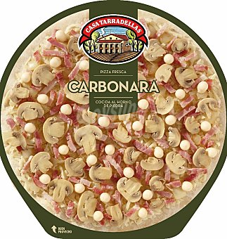 Casa Tarradellas Pizza carbonara 450 G