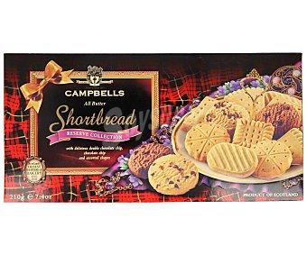 Campbell's Galletas de mantequilla Campbells 210 g