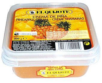 El Quijote Crema de piña 400 g