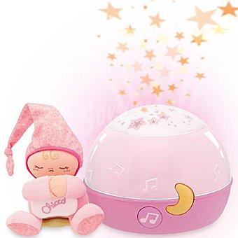 CHICCO buenas noches estrellitas en color rosa