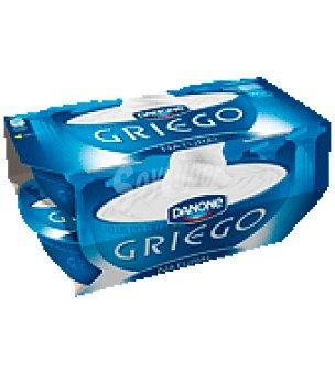 Griego Danone Yogur Griego Pack de 4x125 g