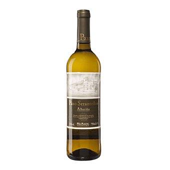 Pazo Serantellos Vino D.O. Rías Baixas blanco albariño 75 cl