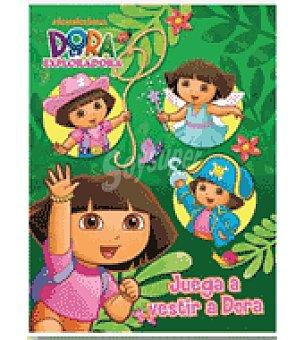Dora Dora juega a vestir a (nick Odeon)