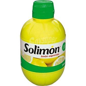 Solimon Zumo de limón exprimido Botellín 28 cl