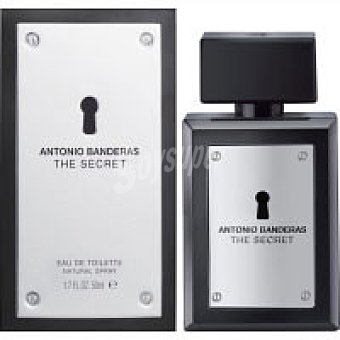 Antonio Banderas Colonia masculina The Secret 50ml