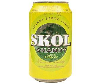 SKOL Cerveza shandy lata 0,33l