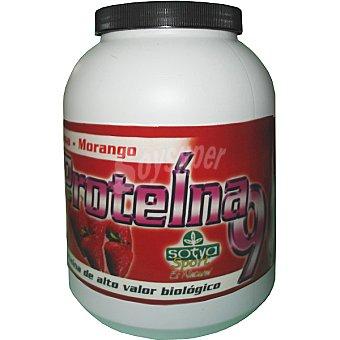 SOTYA Sport proteina de soja sabor fresa envase 1000 g Envase 1000 g