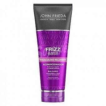 John Frieda Acondicionador suavizante y repara Frizz esase Miraculous 250 ml 250 ml
