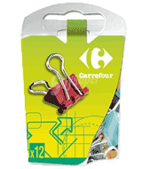 Carrefour 12 pinzas carrefour Unidad