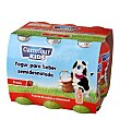 Yogur líquido semidesnatado de fresa 6 unidades de 100 g Carrefour Kids