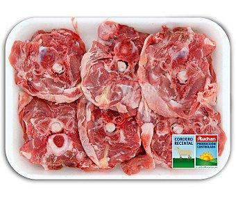 Auchan Producción Controlada Cuello en chuletas de cerdo recental 400 Gramos