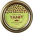 Huevas de salmón keta tarro 100 g tarro 100 g Tanit