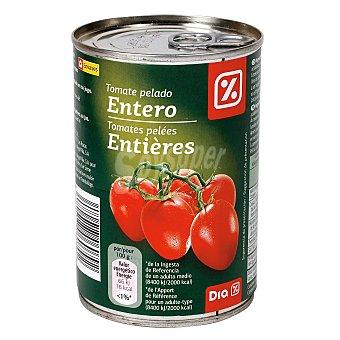 DIA Tomate entero pelado Lata 390GR