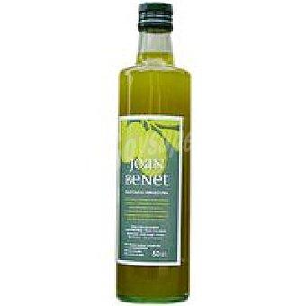 Joan benet Aceite de oliva virgen extra Botella 50 cl