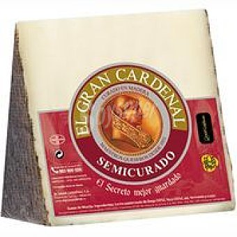 Gran Cardenal Queso mezcla semicurado 400 g