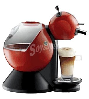 Krups Krups dolce gusto roja. Cafetera Monodosis