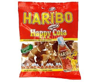 Haribo Caramelos de goma con forma de botella de cola Bolsa 200 g
