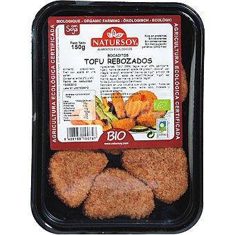 Natursoy bio bocaditos de tofu rebozados Envase 150 g