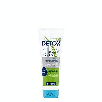 Deliplus Balsamo capilar exfoliante detox todo tipo de cabellos Tubo 250 ml