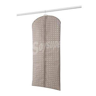 COMPACTOR Funda para abrigos con cremallera 137 cm 1 ud