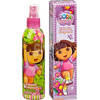 Dora La Exploradora Colonia corporal infantil Spray 200 ml