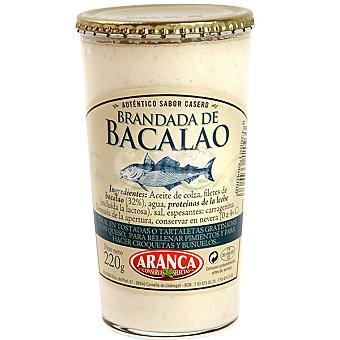 Aranca Brandada de bacalao Frasco de 180 g