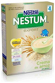 Nestum Nestlé Crema de arroz sin gluten Caja 250 g