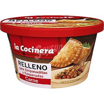 La Cocinera Relleno de carne para empanadillas y empanadas Envase 265 g