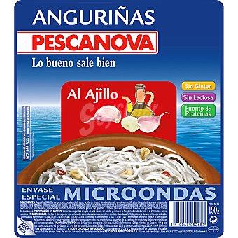 Pescanova Anguriñas al ajillo Envase 150 g