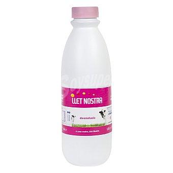 Llet Nostra Leche Desnatada Botella 1,5 litros