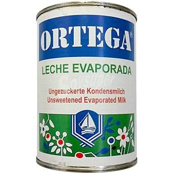Ortega Leche evaporada Lata 410 g