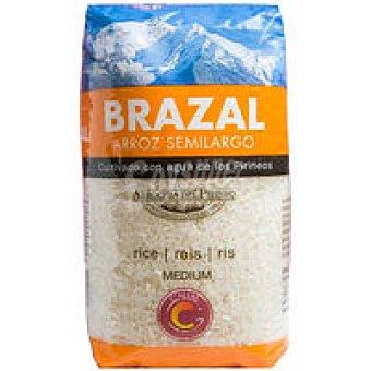 Brazal Arroz semi largo Paquete 1 kg