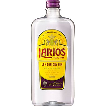Larios Ginebra London Dry Botella PET 1 l