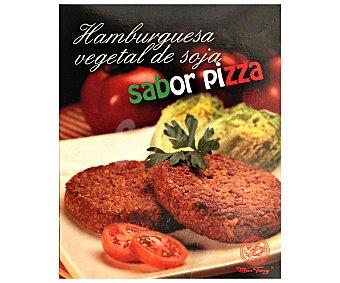 Manfong Hamburguesa de soja sabor pizza 180 g