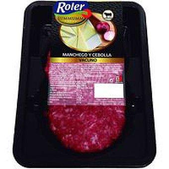 Roler Hamburguesa de queso-cebolla 2 unid